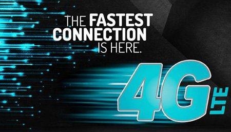 Dcom 4G LTE tốc độ cao